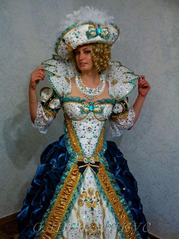 Платье с воротничком мастер