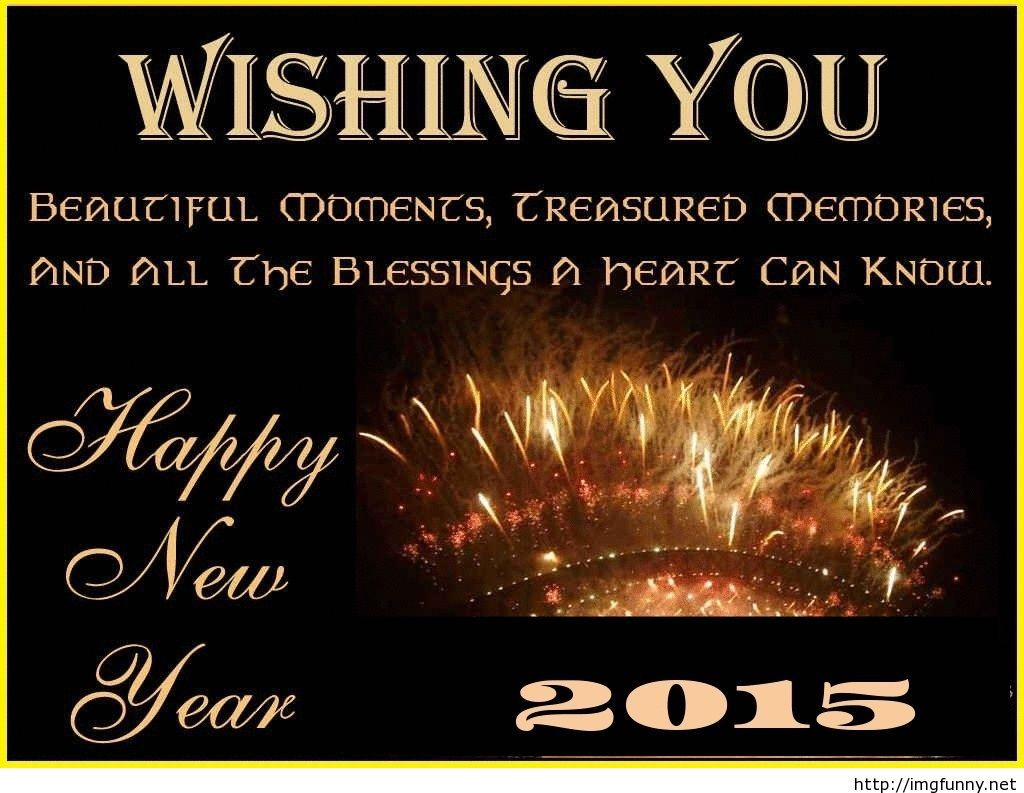 Cool Happy New Year Wishes 2015 Wallpaper New Yeat Pinterest