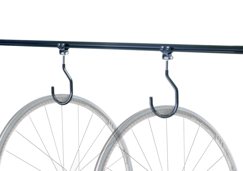 Ceiling Mounted Bike Storage Slider Hanger Hook Bike Storage