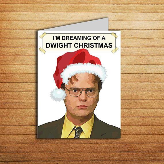 The office christmas card printable office christmas card the office christmas card printable m4hsunfo
