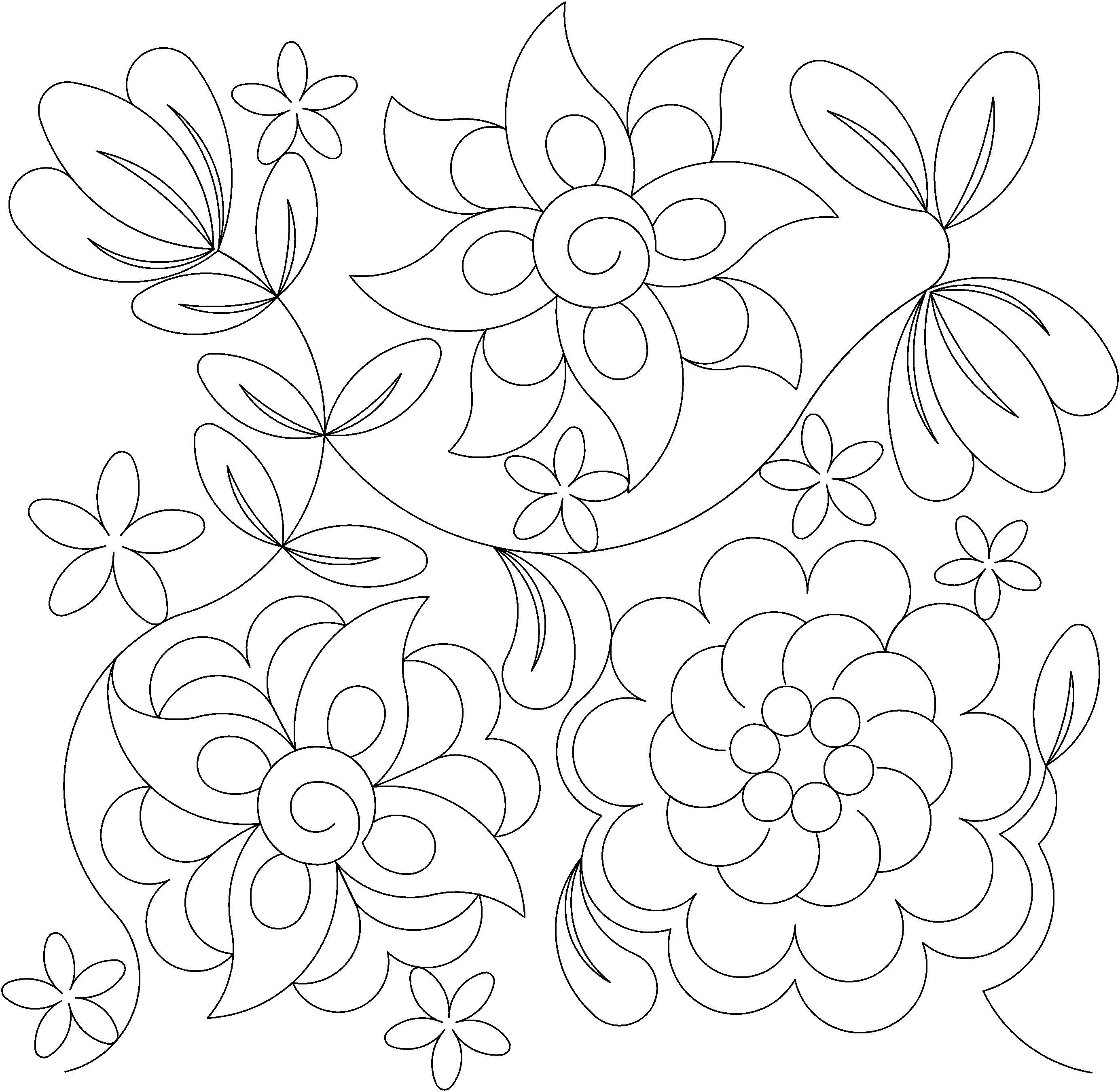 winter flower | bolsos | Pinterest | Bordado, Bordado mejicano y ...