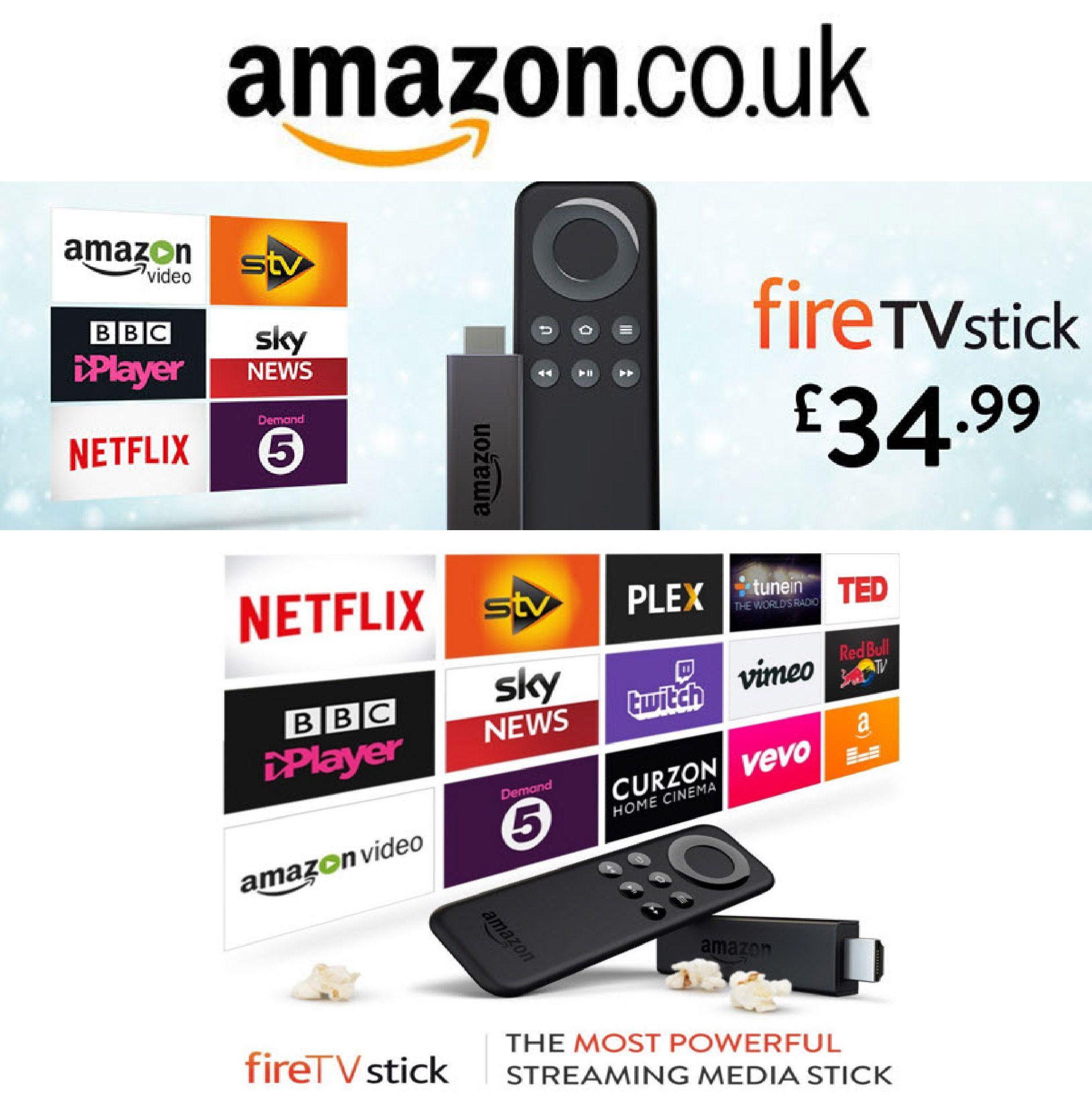 Amazon Fire Tv Stick Amazon Fire Tv Stick Amazon Fire Tv Fire
