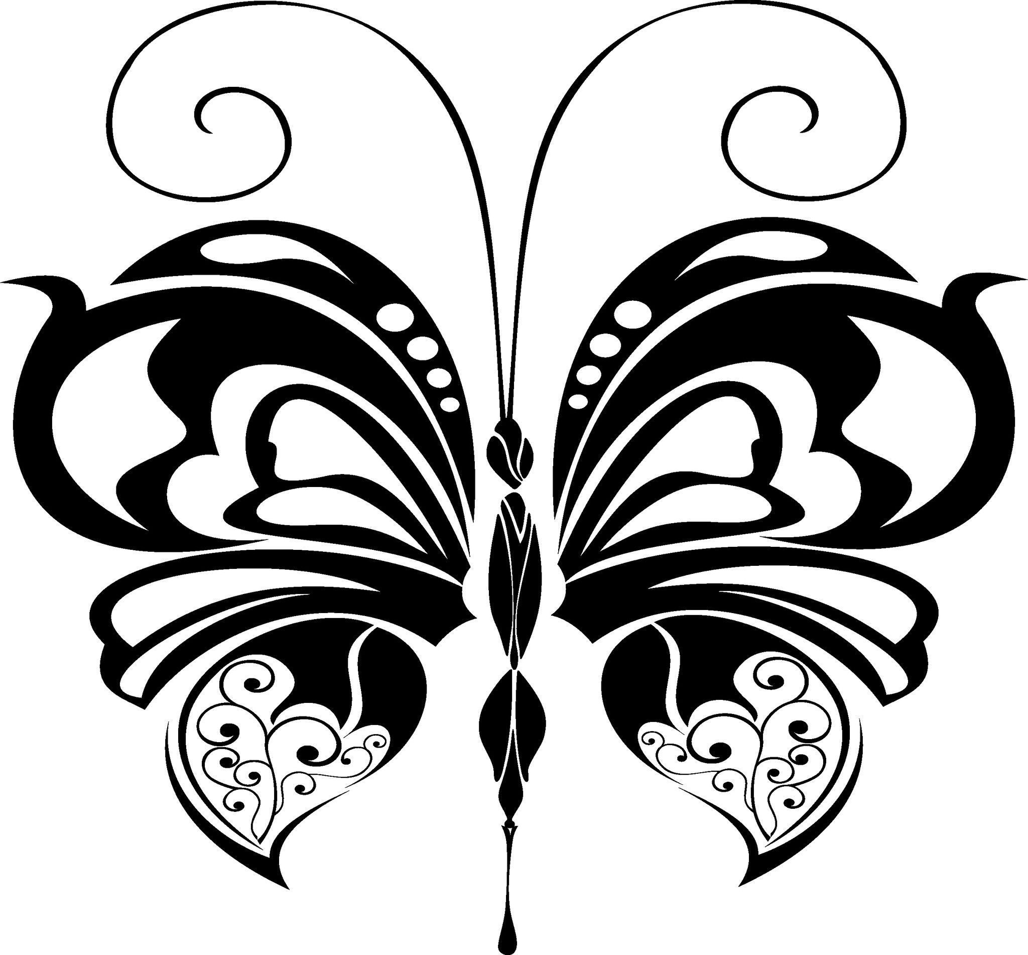 Butterfly Insect Wall Decal Sticker 101 | imagenes ...