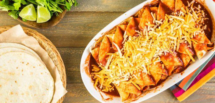 Recette d'enchiladas | Recette | Recette, Idée recette