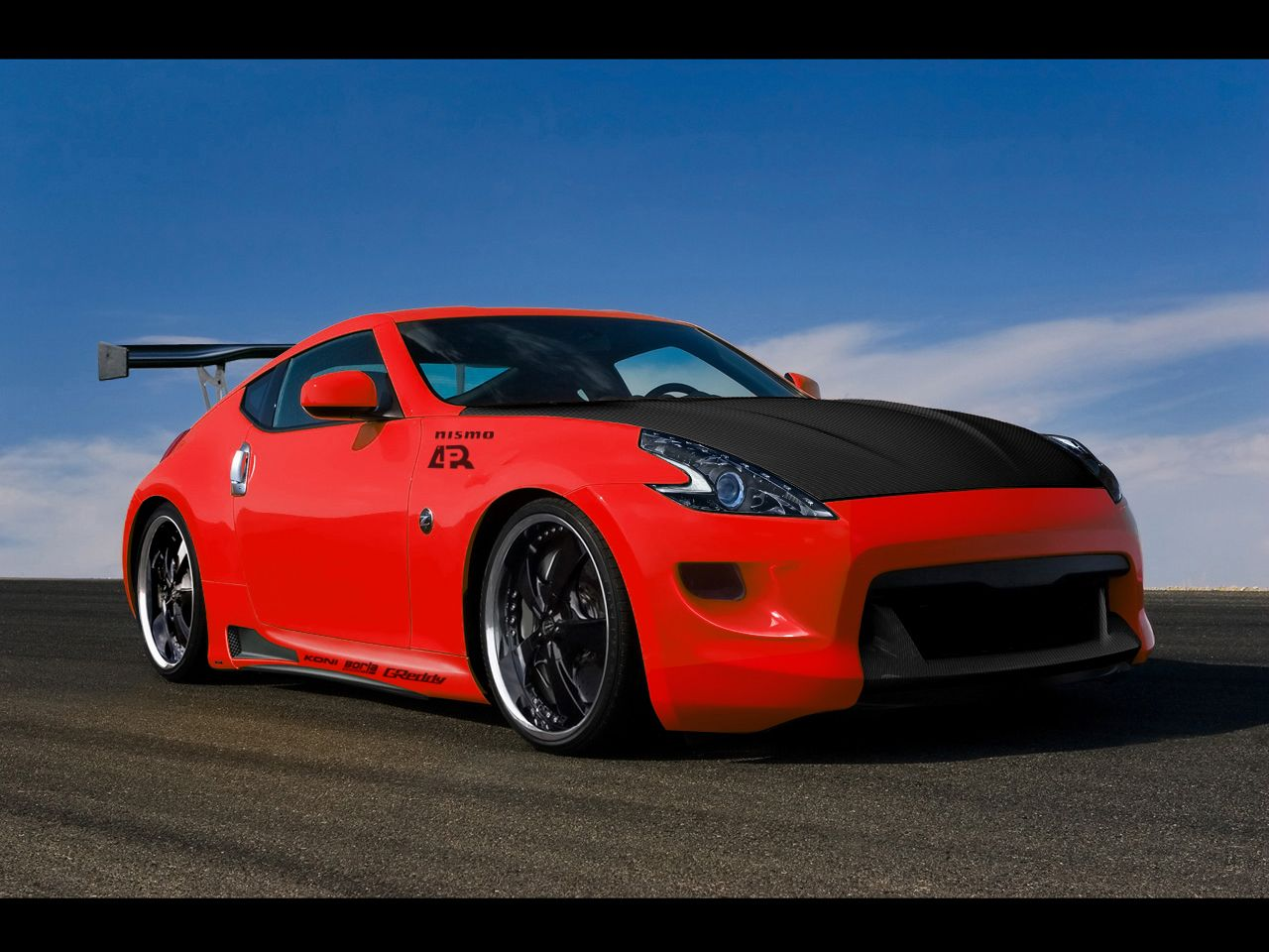 Download Free Nissan Z Wallpapers For Your Mobile Phone By