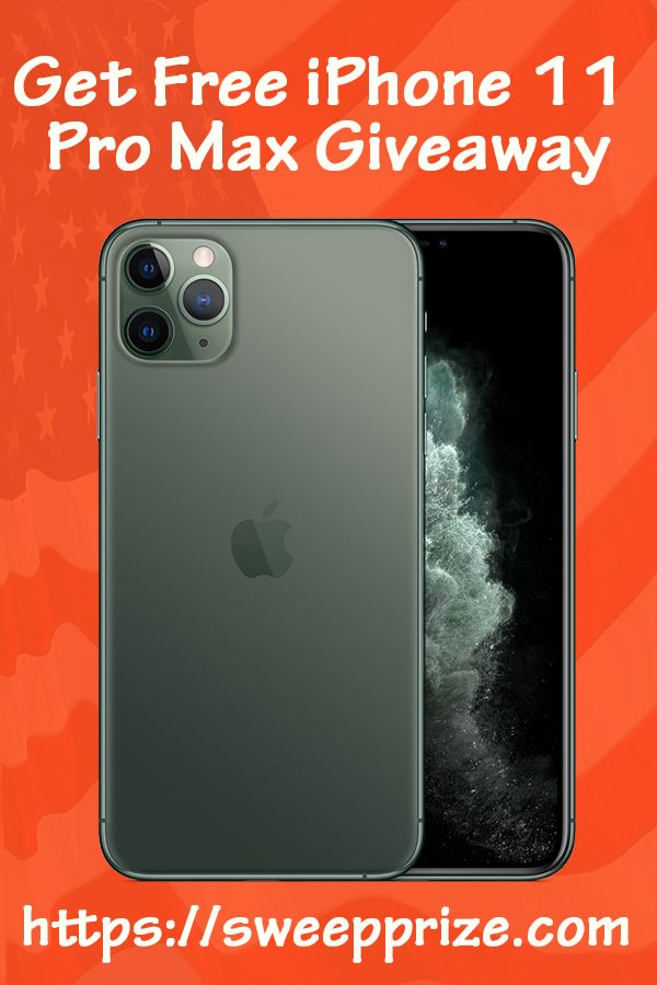 Iphone 11 Pro Max Giveaway Get Iphone 11 Pro Max For Free Get Free Iphone Free Iphone Iphone