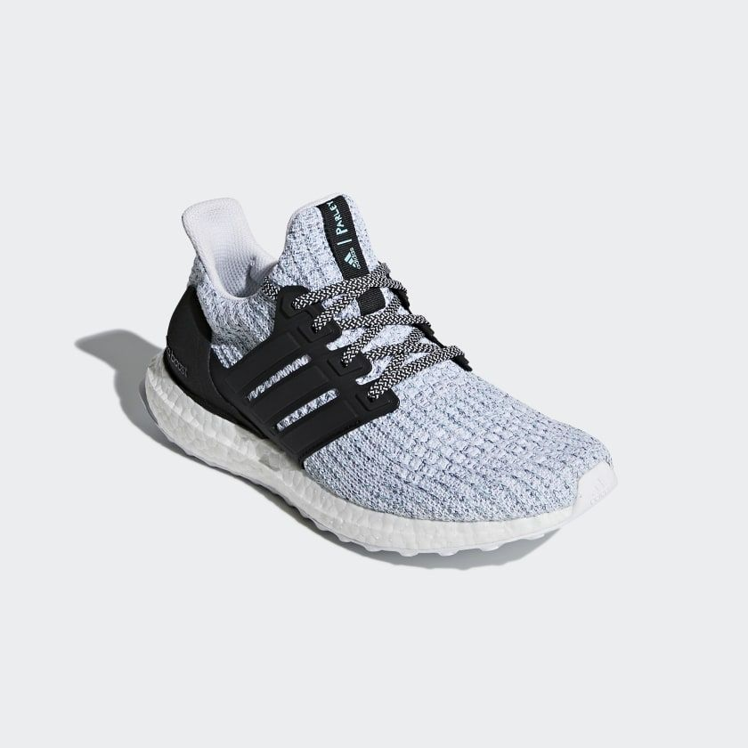 24846c5530f0e Ultraboost Parley Shoes Blue BC0251 Xmas Wishes, Blue Adidas, Blue Shoes,  Athleisure,