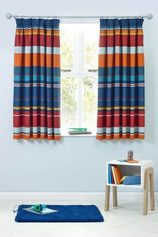 Buy Bright Check Curtains From Next Switzerland