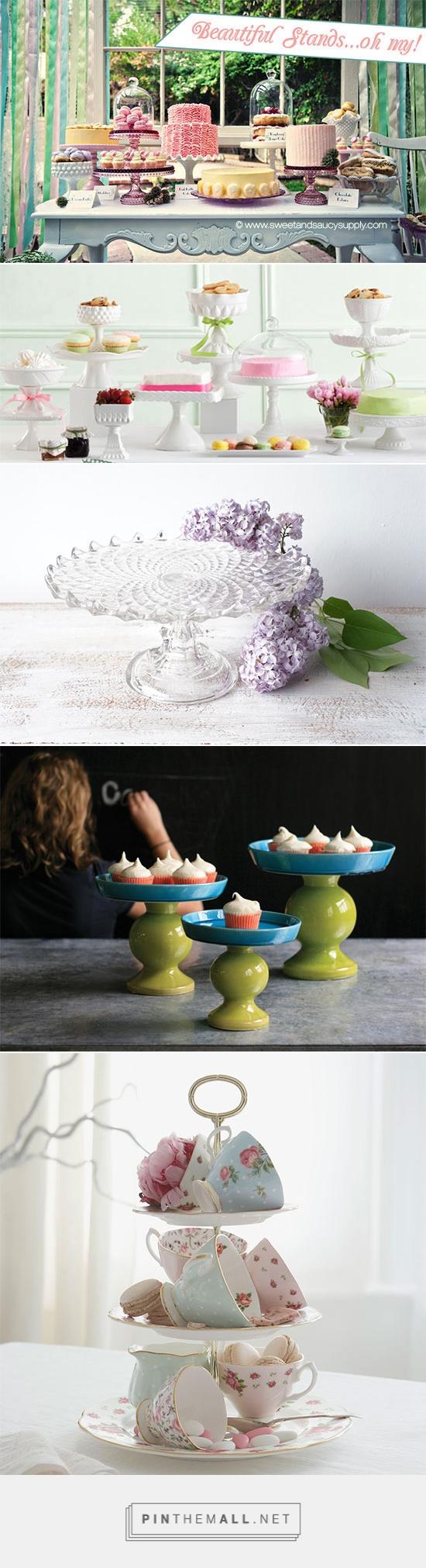 Cake Stand: le più belle Alzatine per torte e cupcake (con ...