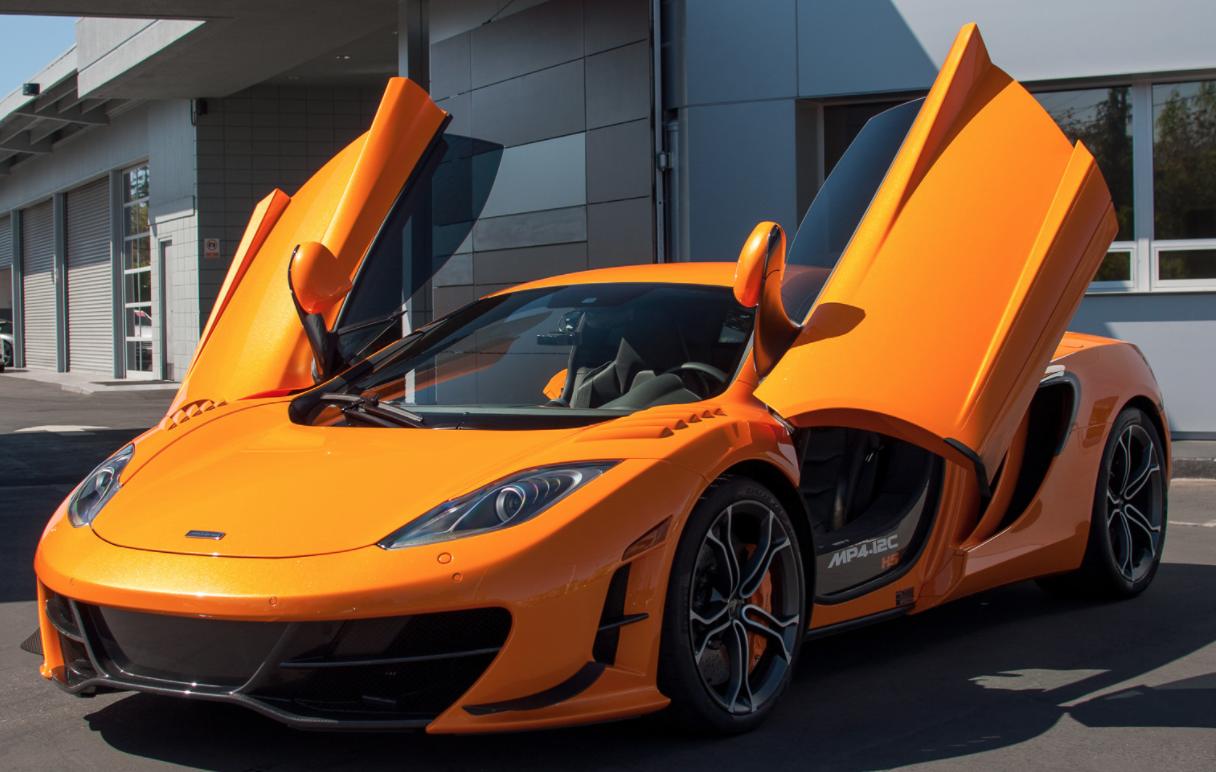 Mclaren Mp4 12c Expensive Sports Cars Super Cars Sports Cars Luxury