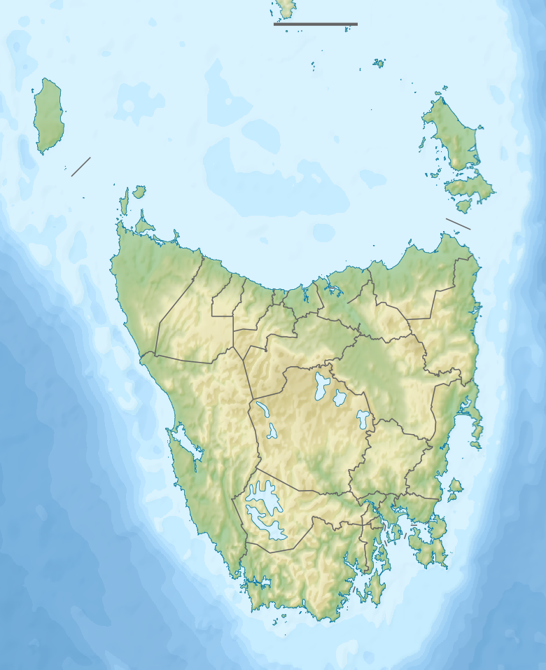 Christmas Island Is Located In Tasmania The Mayday Mystery