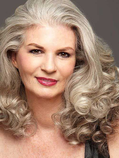 Mature long hair styles updos