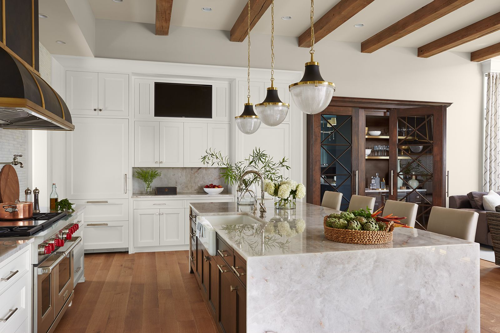 modern english tudor by vivid interior design and hendel homes home decor kitchen luxury on kitchen interior luxury id=19410