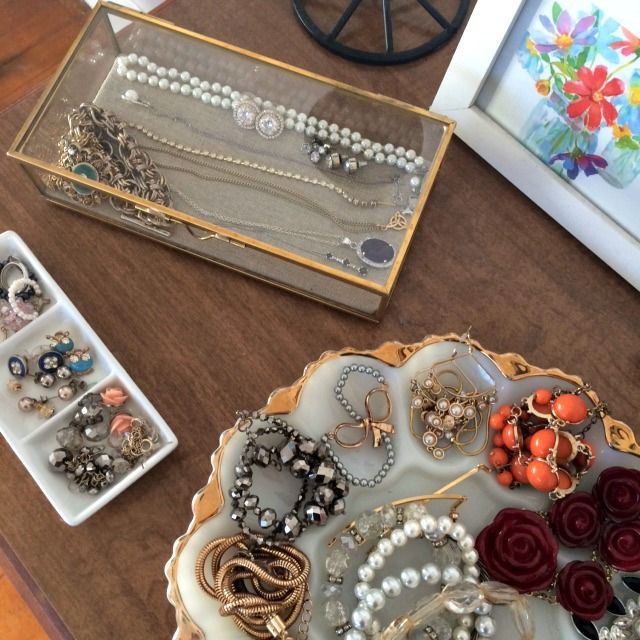Jewelry Storage and Organization Tips - A Detailed Palette