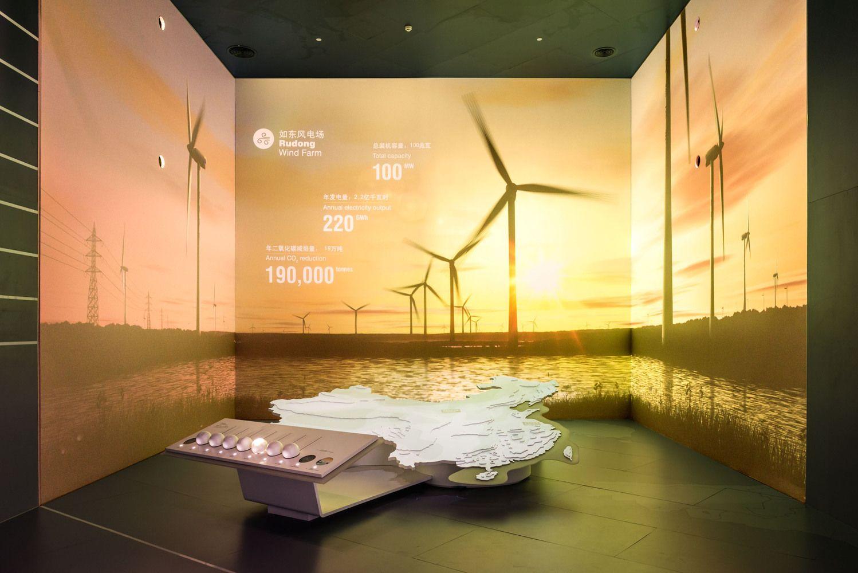 Gallery Of Hanergy Renewable Energy Exhibition Center TRIAD China Ltd