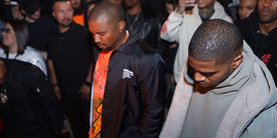 Kanye West Kid Cudi Kids See Ghosts Hits No 2 Kanye West Kids Kid Cudi Kanye West