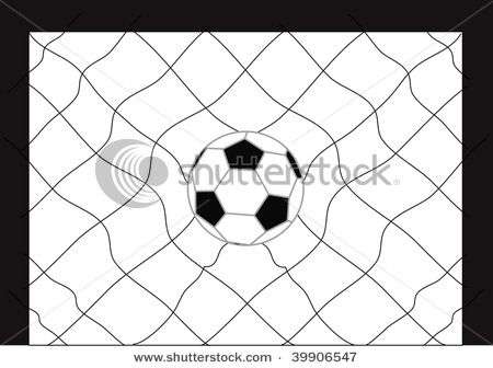 Plan To Paint This Goal On The Backyard Wall For The Boys To Practice Soccer Soccer Drills For Kids Soccer Soccer Training