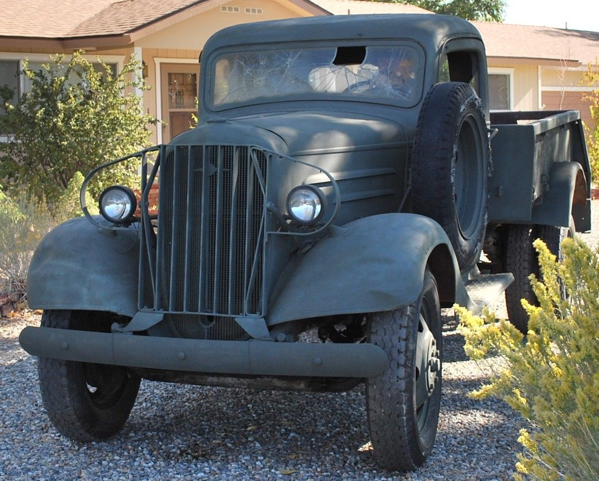 Chevy Military Trucks For Sale >> 1936 Chevrolet Military Truck Used Chevrolet Other Pickups