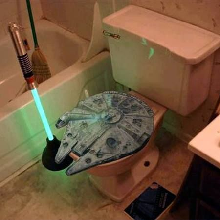 Must Have Bathroom Set Star Wars Bathroom Star Wars Geek War