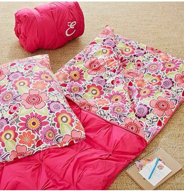 Take PBteen On Your Next Sleepover With Girls Sleeping Bags In Favorite Hues And Designs Find For Catch Some Zzzs Style