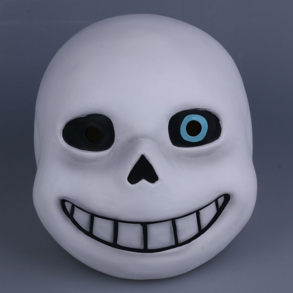 Cosplay Undertale Mask Papyrus Mask Latex Skull Mask Halloween Handmade Prop New