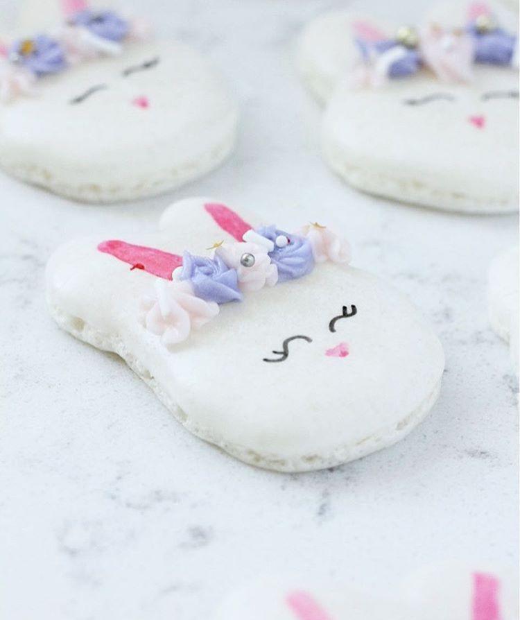 Pin by Kaitlyn Hygaard on Macarons | Vanilla buttercream ...