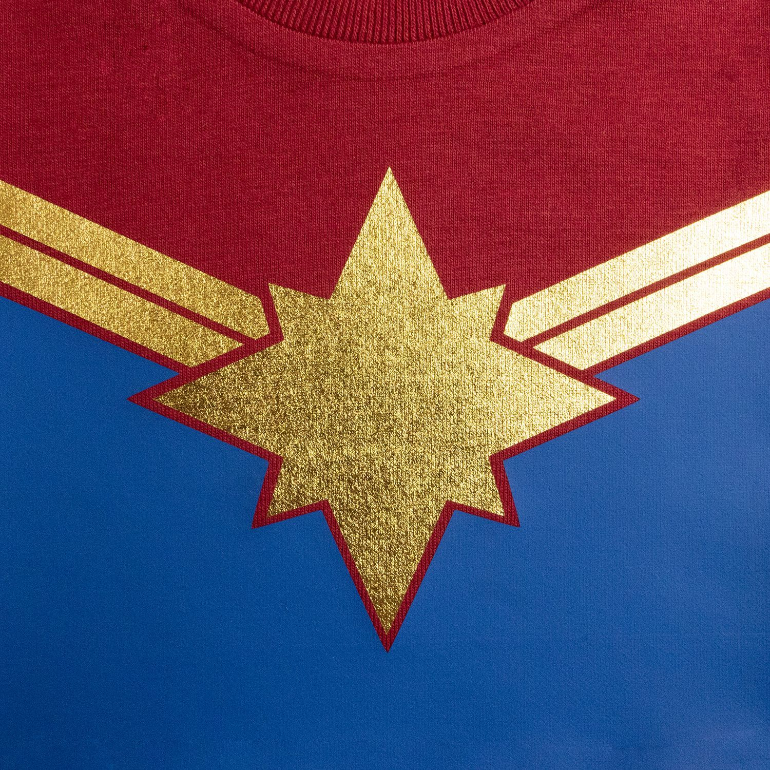 How cool is that Captain Marvel trailer? 😍 We made a fan