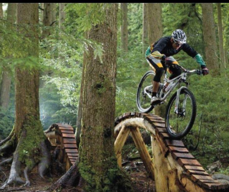 Now That S A Roller Coaster I Want To Ride Bmx Mountain Bike Mountain Bike Trails Downhill Mountain Biking