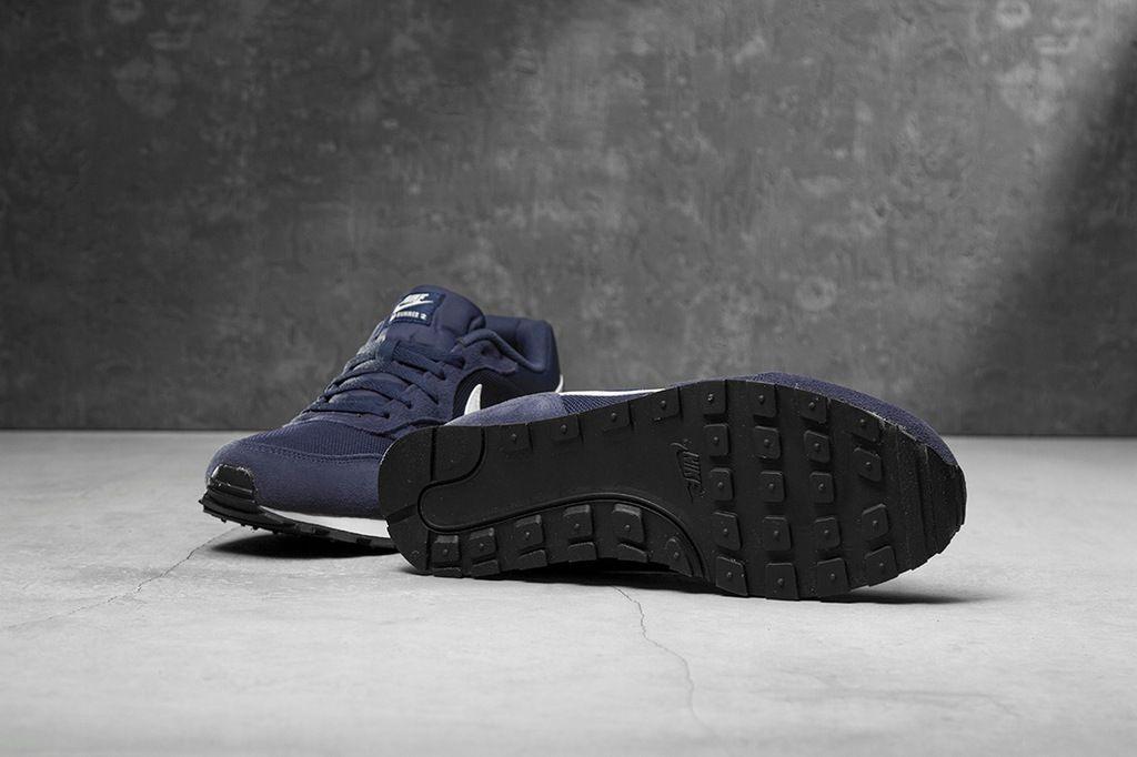 Nike Md Runner 2 749794 410 Buty Meskie Zamszowe 7519950011 Oficjalne Archiwum Allegro Roupas