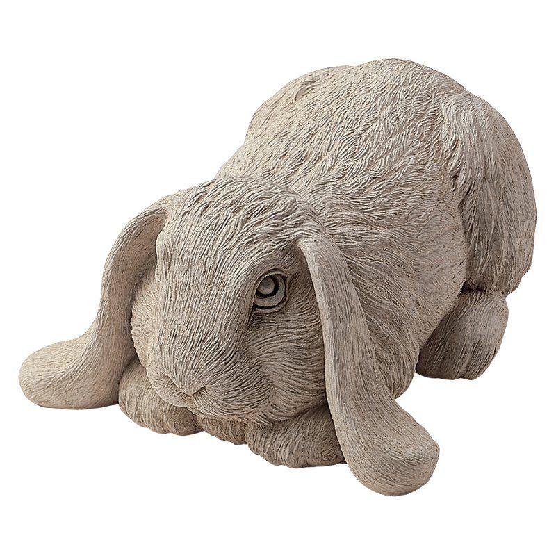 Bashful Bunny Garden Statue - 331