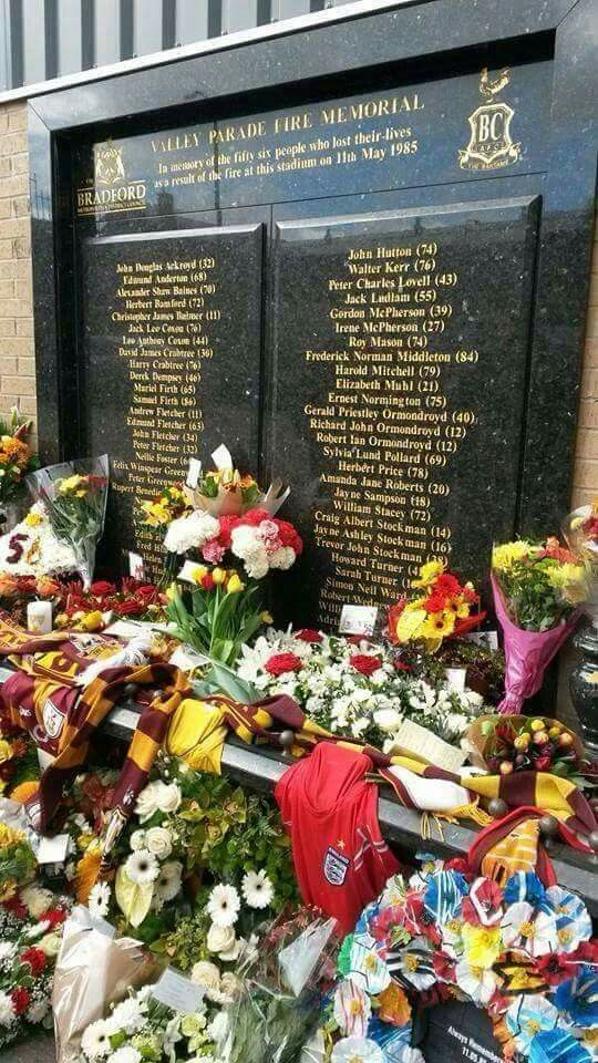 RIP 56 .. went to a football match and never returned home ... 30th anniversary