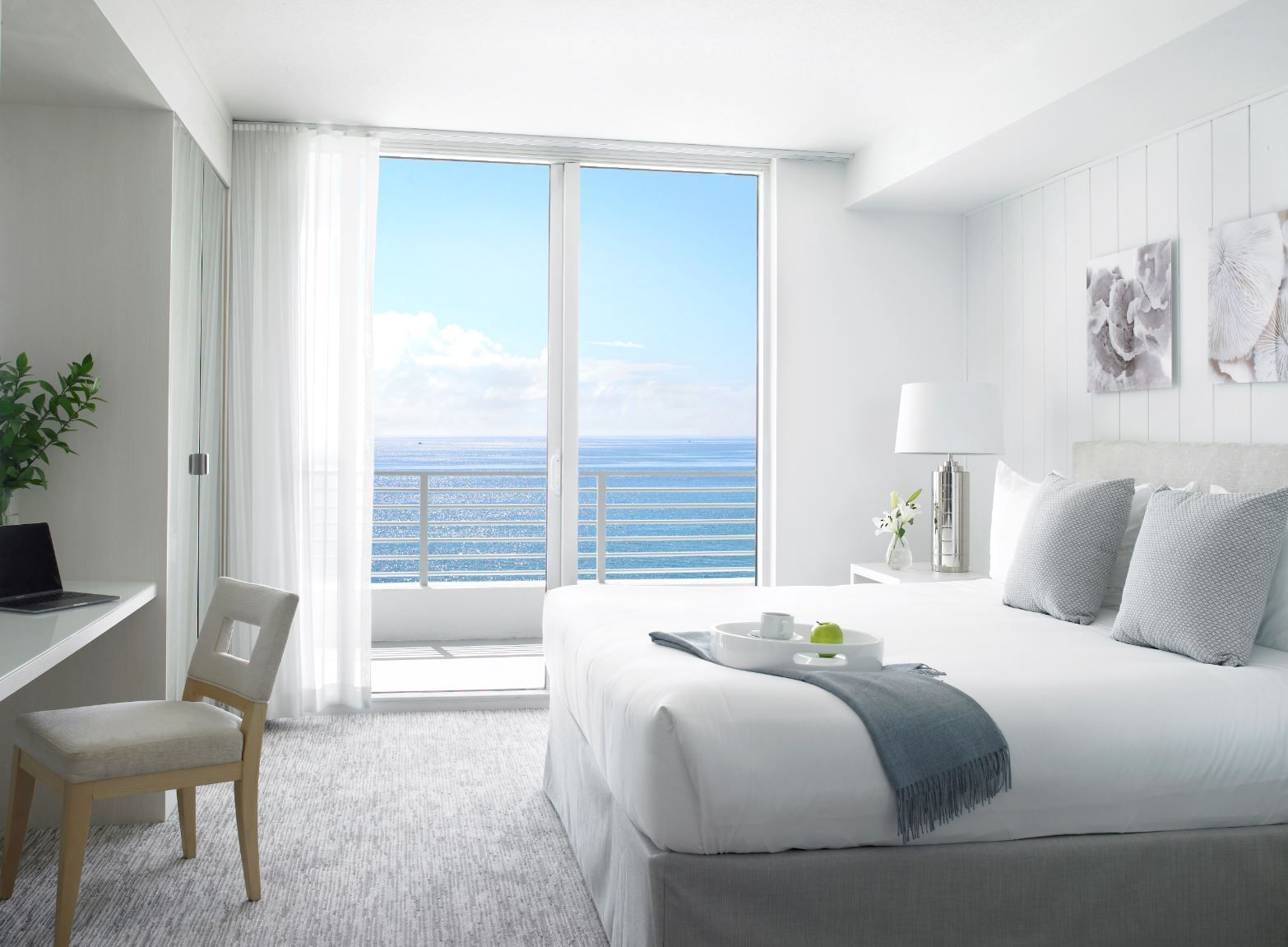 The Grand Beach Hotel Miami Beach remains open to all