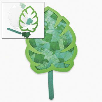 Paper Palm Leaf Craft Church Craft Ideas Palm Sunday Lesson