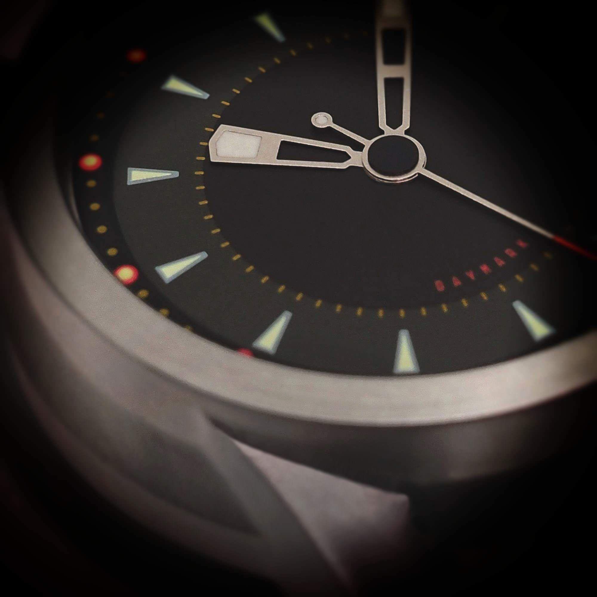 The Daymark is a major new watch model from British watch company Schofield. A three hander, Swiss powered, British design, German made.#SchofieldWatchCompany #Daymark