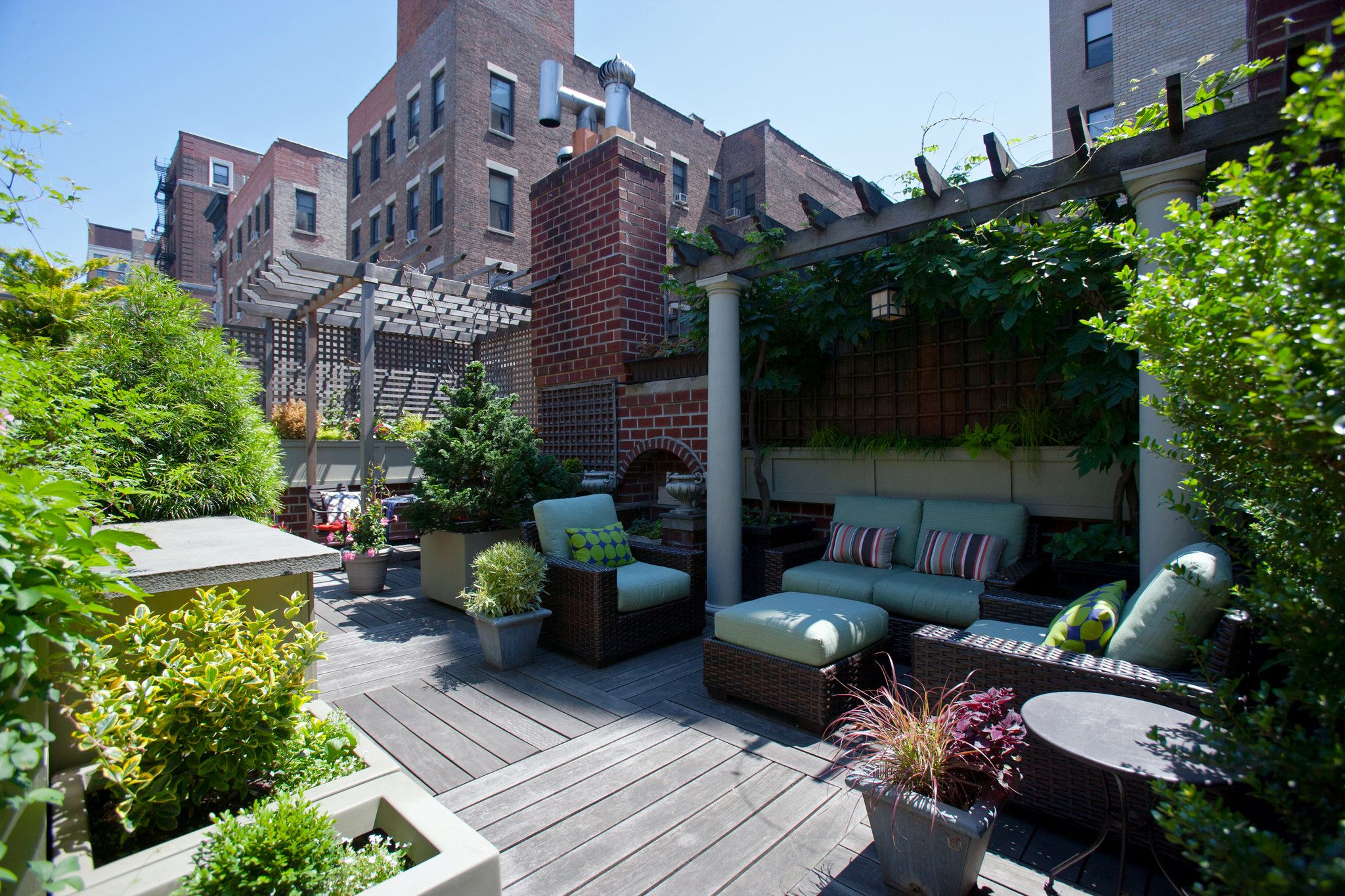 Homes for Sale in Brooklyn and Manhattan Backyard, Home