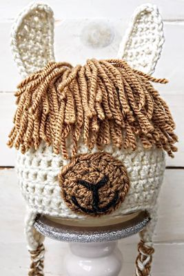 Photo of #Crochet #Easy #Follow #Free #Patterns llama hat free crochet pattern