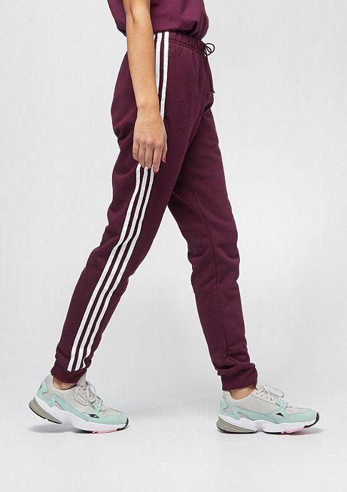 adidas Regular Cuff maroon | want | Sportlicher look, Hosen