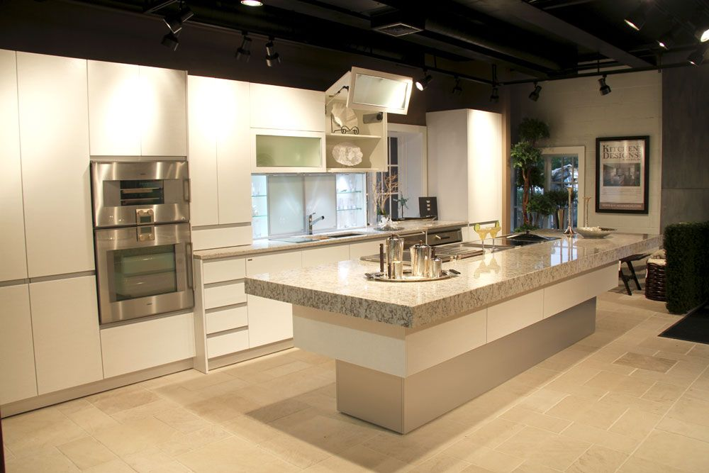 Quartz Alternative To White Carrara Marble Kitchen Countertops