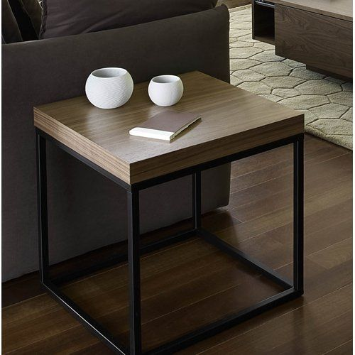 Wrought Studio Manitoba Side Table Furniture Side Table With Storage White Table Lamp