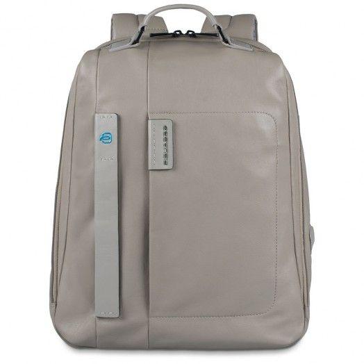 Zaino grande porta PC/iPad®Air/Air2 con tasca porta iPad®mini, portabottiglia e portaombrello