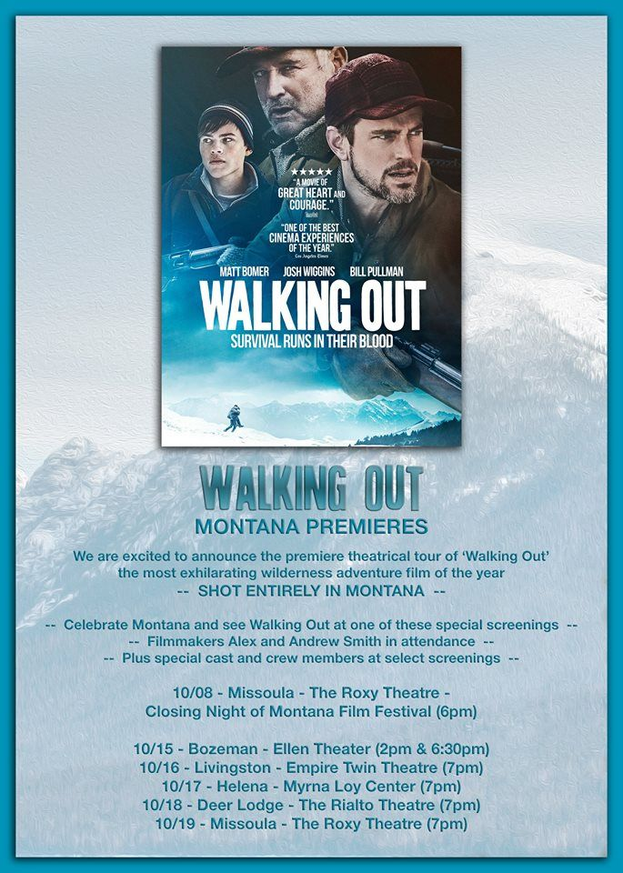 Watch Walking Out (2017) Online Free Download | Watch New