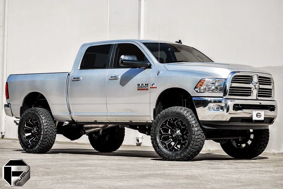 2014 Dodge Ram On D546 Fuel Offroad Wheels Dodge ram