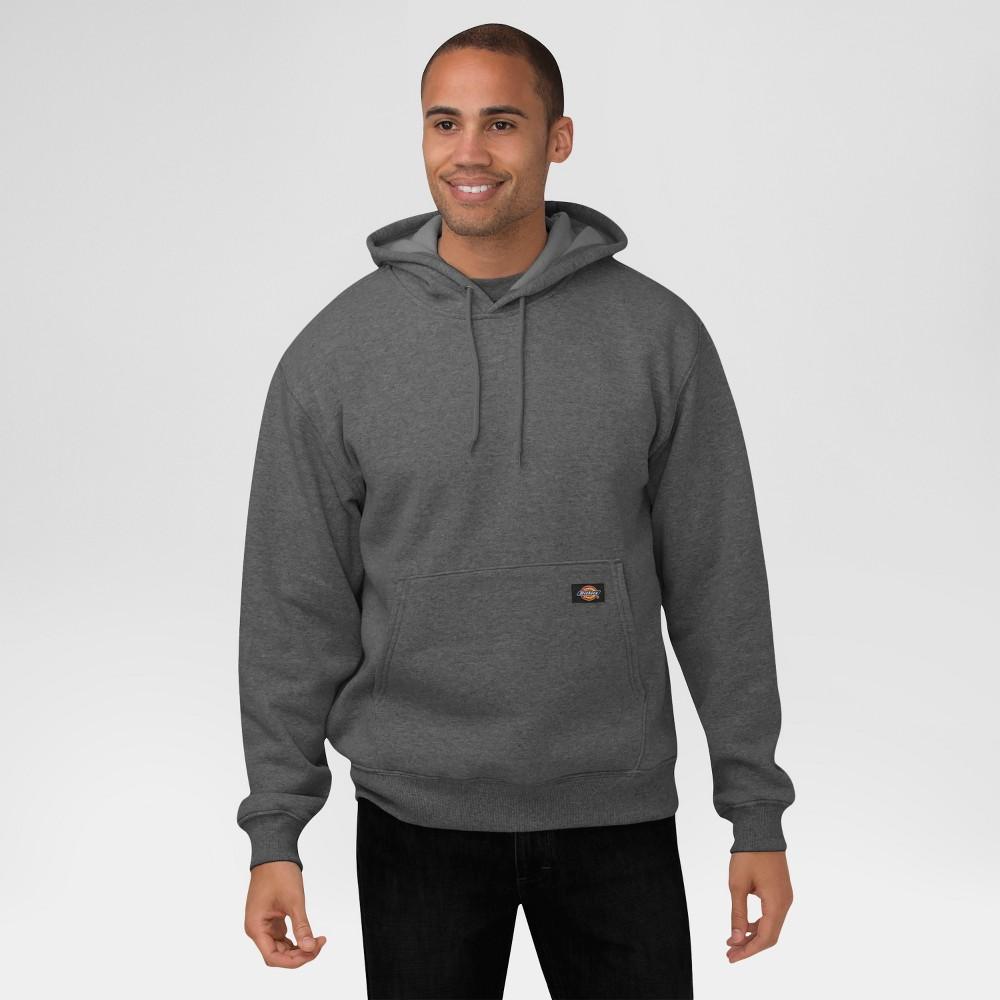 Dickies Hoodie//Pull Sweatshirt chrew Neck BOTTLEGREEN