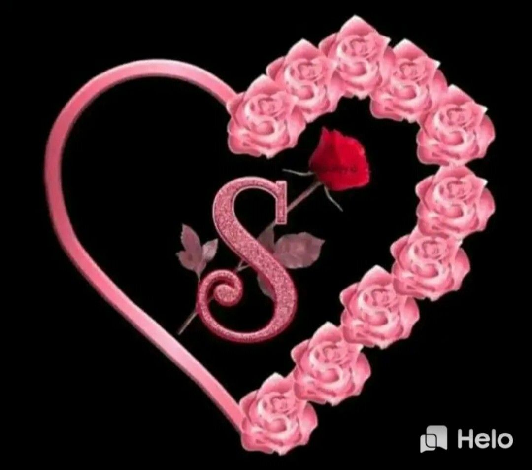 Pin By Namrata On Alphabet S Letter Images S Love Images Love Wallpapers Romantic