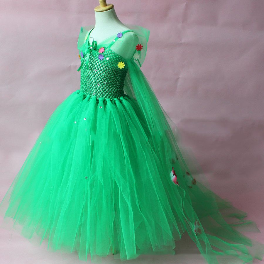 Fashion girls age to age kids party gowns designs kids beauty