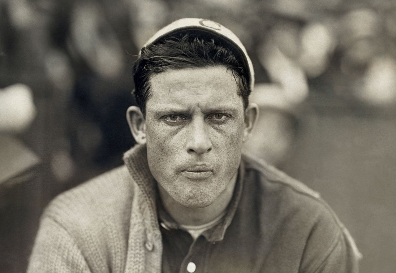 Chicago White Sox Pitcher Ed Walsh