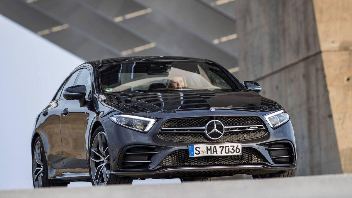 2019 Mercedes Benz Cls400 Release Car 2019