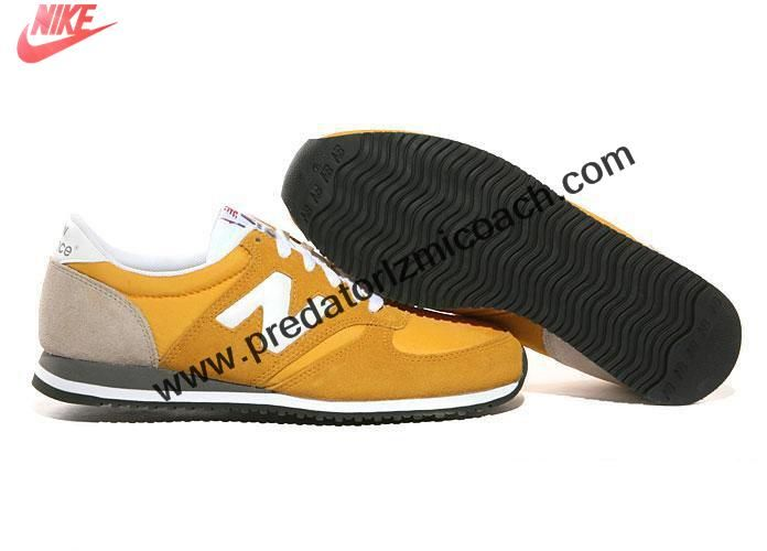 Low Price New Balance NB U420KW wax Yellow White Grey For Men shoes Fashion Shoes  Store