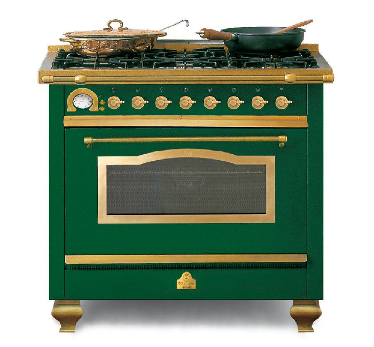 Restart Firenze Cucine- Forni Rame, Range Cooker Blocchi Cottura e ...