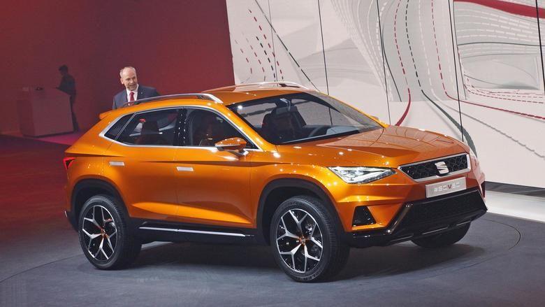 Autosalon Genf: Das sind die neuesten SUV